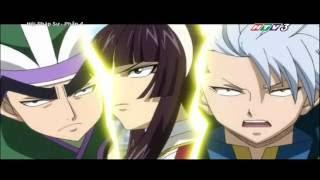 HTV3 Lồng Tiếng - Hội Pháp Sư Fairy Tail Tập 173