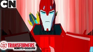 Transformers: Robots in Disguise   Roll Out   Cartoon Network