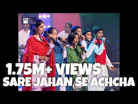 Xxx Mp4 Saare Jahan Se Accha Patriotic Song Independence Day Special Idea Jalsa Art And Artistes 3gp Sex