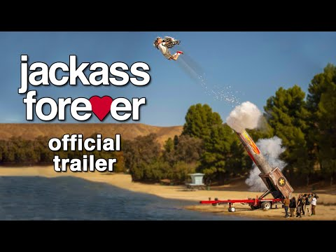 Jackass Forever Official Trailer 2022 Movie
