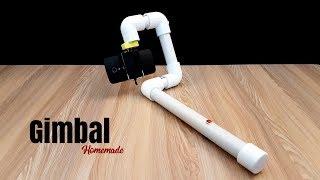 How to Make a Gimbal For Smartphone - Homemade (Creative Life)