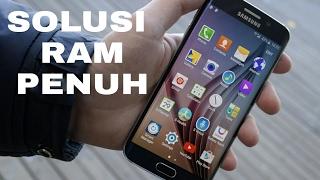 Cara Mengatasi Ram Penuh Di Hp Samsung