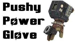 Fallout NV: Where to get Pushy (Best Unarmed Weapon in orignal game)
