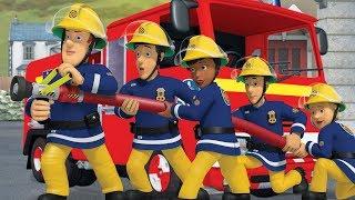 Sam il Pompiere italiano nuovi episodi 2017 | Bambini alla riscossa - 5 Episodi | Cartone
