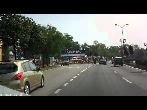 Ragut di Taman Sri Mawar Senawang Seremban