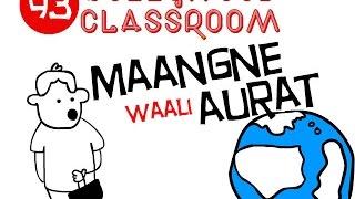 Bollywood Classroom | Episode93 | Maangne Waali Aurat
