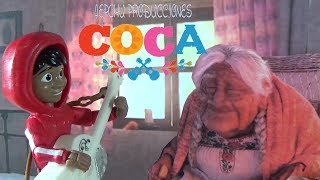 Coco (Parodia) Miguel le canta a Mama Coco