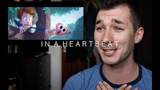 In A Heartbeat -  Animated Short Film Reaction!!