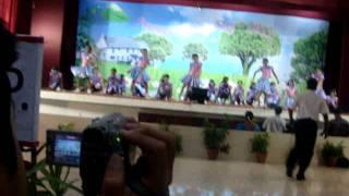 C.S.I  ewart cheerleading dance '11