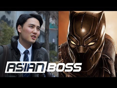 Xxx Mp4 What Koreans Think Of Black Panther ASIAN BOSS 3gp Sex