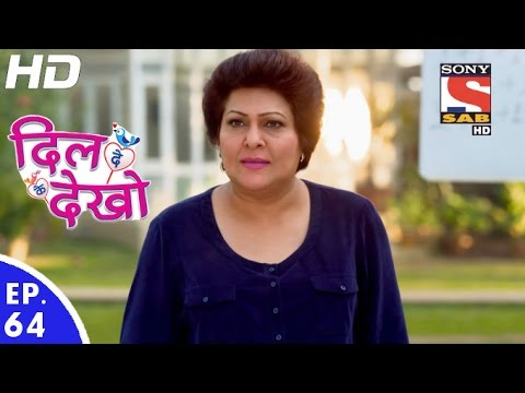 Xxx Mp4 Dil Deke Dekho दिल देके देखो Episode 64 16th January 2017 3gp Sex