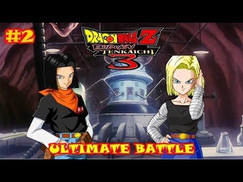 DRAGON BALL Z BUDOKAI TENKAICHI 3 LATINO VERSION FINAL GAMEPLAY ULTIMATE BATTLE 2