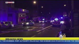 Vehicle Strikes Multiple People In London