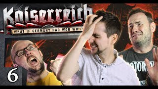 Hearts of Iron IV - Fall of the Kaiserreich #6 - Ball Stomping Preperation