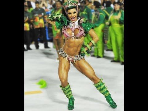 Gracyanne Barbosa Mangueira 2013
