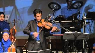Pouya Darvish Mahoor Violin پویا درویش تکنوازی ویولن ماهور