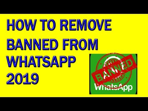 Xxx Mp4 Whatsapp Number Banned Problem Slove 2019 How To Unbanned Whatsapp Number 2019 Urdu Hindi 3gp Sex