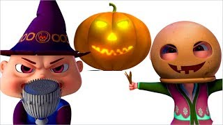 Halloween Is Here (Single) | Five Little Babies | Zool Babies Fun Songs | Videogyan 3d Rhymes