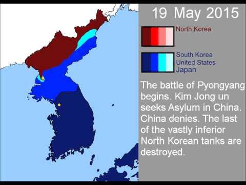 Hypothetical Wars - Second Korean War