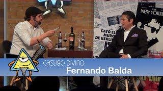 Castigo Divino: Fernando Balda