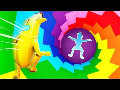 If I Win I Get 100k VBucks Fortnite Rainbow Dropper 2.0 Challenge
