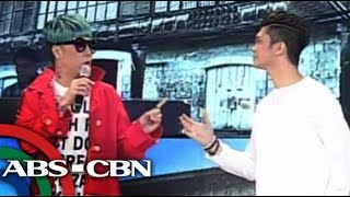 Vice cracks 'condo' joke in skit with Vhong