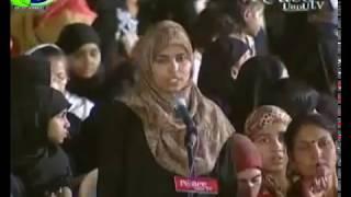 Peace TV Dubai - Dr Zakir Naik urdu speech { Is written in the Quran about future Will the process }
