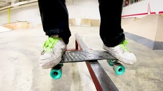 SUPER CHEAP WALMART PENNY BOARD CHALLENGE! / Warehouse Wednesday