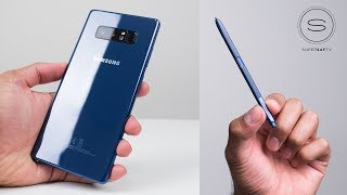 Samsung Galaxy Note 8 - First Look & Impressions