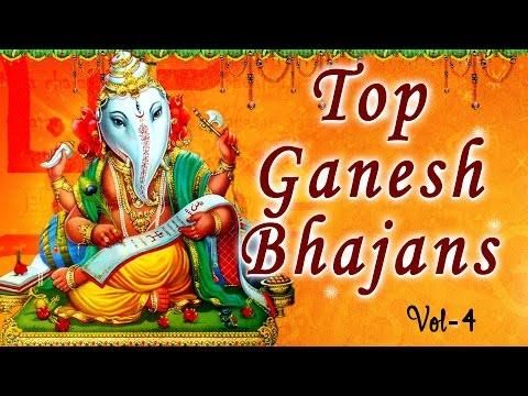 Top Ganesh Bhajans Vol.4 Anuradha Paudwal Hariharan Anup Jalota Kirshn I Ganesh Chaturthi Special