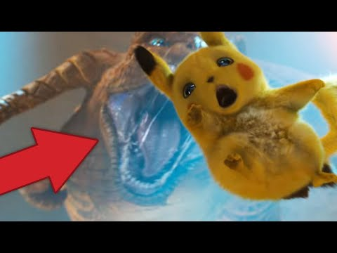 Detective Pikachu Trailer BREAKDOWN 60 Pokémon Easter Eggs and Hidden References