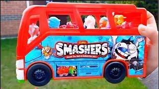 SMASHERS Surprises Super Rare Collectibles Figures