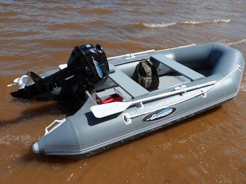 что нужно знать о лодках пвх