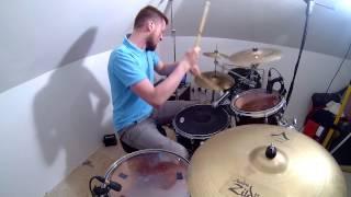 Nirvana - Lithium (Drum Cover)