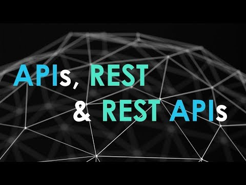APIs | REST | REST APIs Demystified