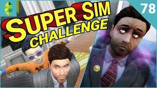 SUPER SIM CHALLENGE | Vampire Time! (Part 78)