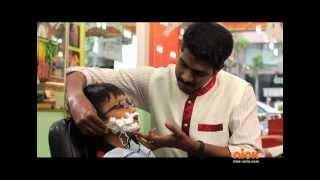 My1 Barber_Malaysia Day 2012