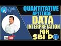 Download Video DATA INTERPRETATION FOR SBI PO 2017 3GP MP4 FLV
