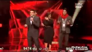 احلى مقطع من the voice بين العصر والمغرب كل المشتركين (قصي..مراد..فريد..يسرى)