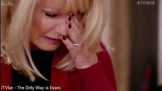 Carol Wright Breaks Down in Tears as She Continues to Grieve