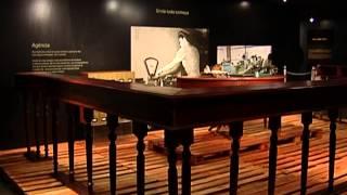 Exposição conta história dos 350 anos dos Correios