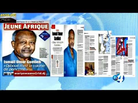 Djibouti War iyo wano 28 3 2017