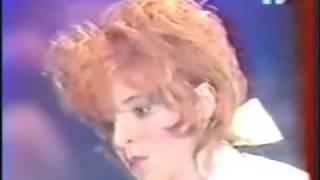 40)---MYLENE FARMER( 1987-1988) ---COLLECTION OF TV, EXCLUSIVE VIDEO, INTERVIEW( SANTMAT)---