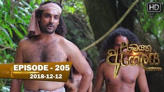 Urumayaka Aragalaya | Episode 205 | 2018-12-12