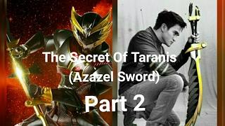 Rahasia Pedang Taranis Azazel Satria Garuda Bima X Part 2