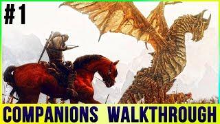 Skyrim Companions Walkthrough Part 1