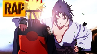 Rap do Sasuke (Remake) E Se eu Falhar | Tauz