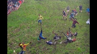 Injuries after 2018 cheese rolling event: Extended version