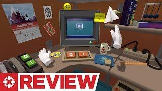 Job Simulator PSVR Review