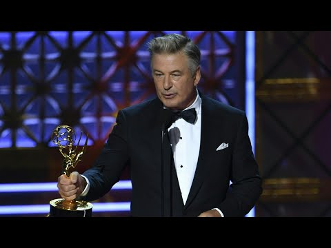 How Donald Trump was mocked at the Emmys